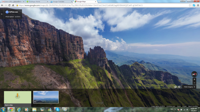 Drakensburg (1)