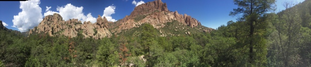 Magnificent View from Cave Creek